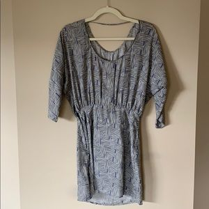 UO retro mini dress
